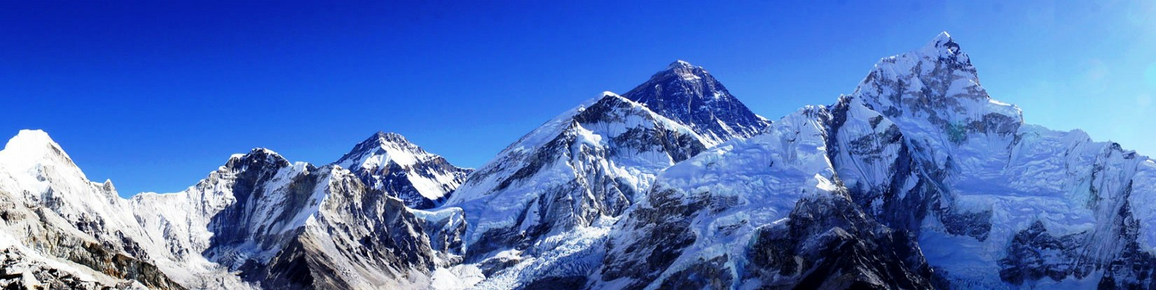 Everest Range from Kala Patthar