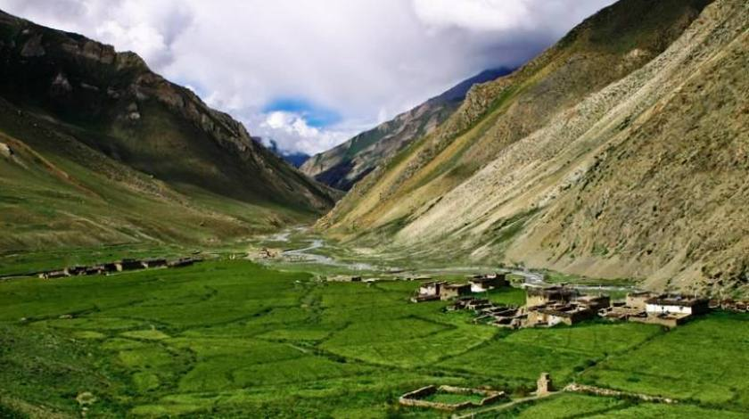 Beautiful Dho Tarap Valley of Dolpo