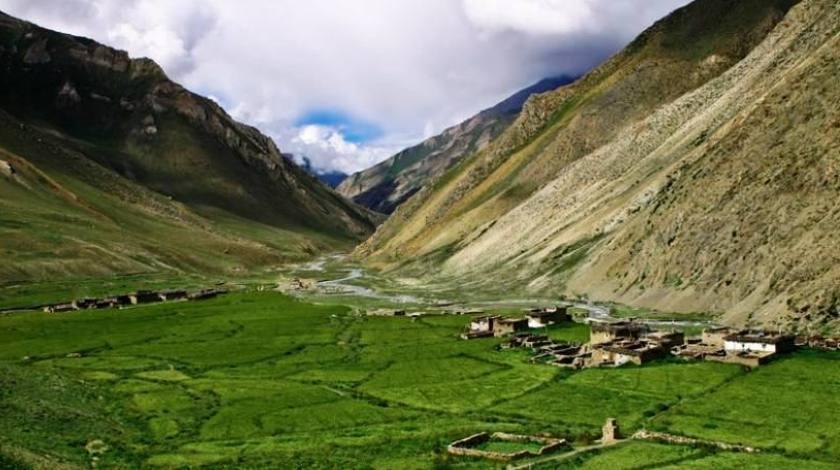 Beautiful Dho Tarap Valley of Dolpo