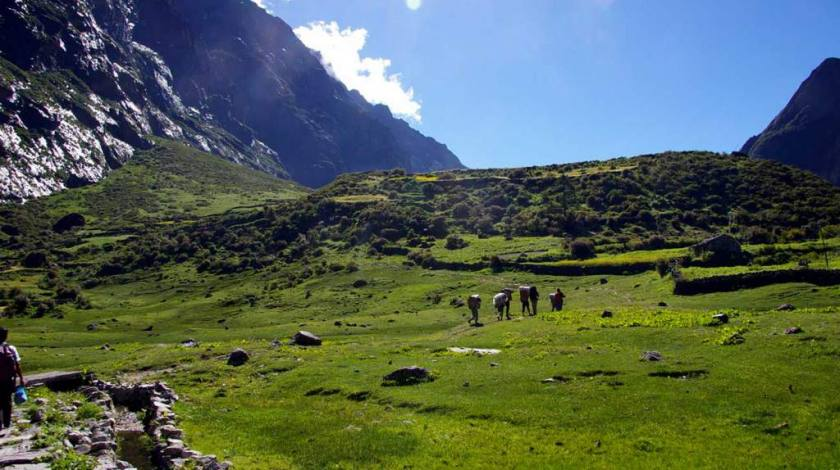 Beautiful Landscapes on the way to Langtang Valley!