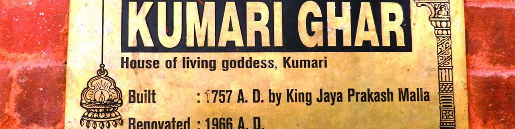 Kumari - Mystic Living Goddess of Nepal