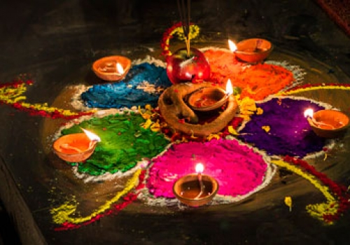 Celebrate Festival of Light — Tihar