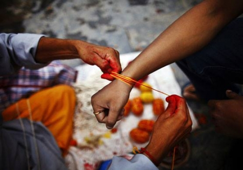 Festival of Sacred Thread of Protection — Janai Purnima
