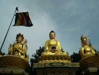 Buddha Statue at Swayambu