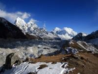 Everest Glaciers