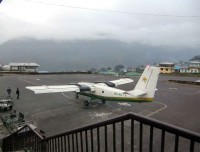 Domestic Flight to Lukla
