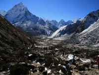 Trails and Landscapes of Everest