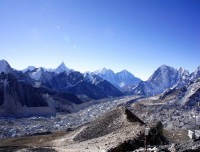 Everest Range View