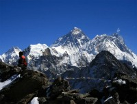 Everest View from Gokyo