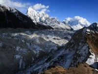 Glaciers Cho La