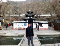 Sacred Hindu and Buddhist Temple of Muktinath