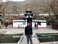 Sacred Hindu and Buddhist Temple of Muktinath