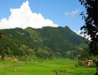 Landscapes around Arun Valley