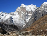 Landscapes around Mera Peak