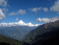 Mt. Dhaulagiri Range