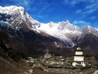 Tamang Village of Manaslu
