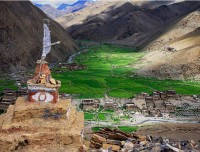 Upper Dolpo Landscapes