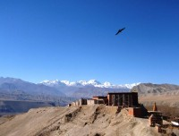 Barren Landscapes of Upper Mustang