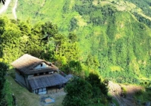 Arun Valley to Lukla Trekking
