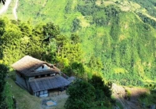 Arun Valley to Lukla Trekking