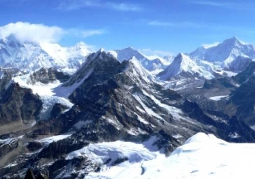 Arun Valley to Mera Peak Climbing
