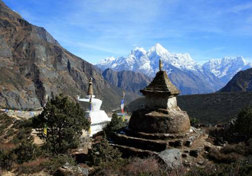 Magnificent Himalayas of Everest