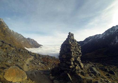 Landscapes of Langtang Region