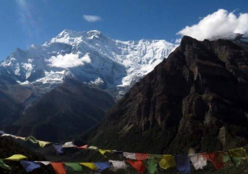 Excursion around Culture and Himalayas of Manang