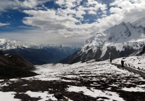 Experience adventure walk over world biggest pass
