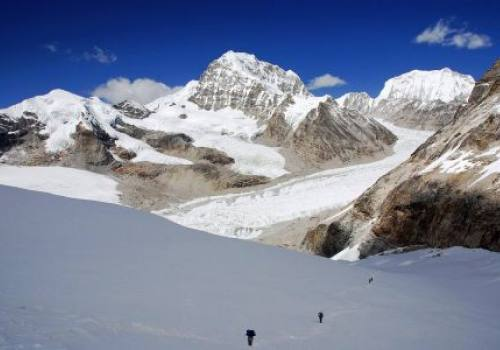 Tashi Labtsa Rolwaling Trekking