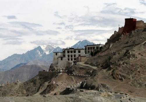 Upper Dolpo to Upper Mustang Trekking